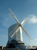 Thumbnail of photograph by P Brewer on Windmill Hill Windmill website