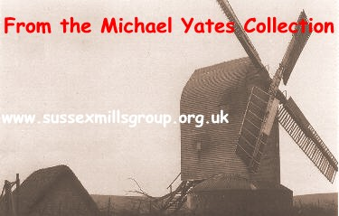 Ringmer Post Mill - From the Michael Yates Collection
