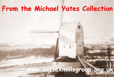Malling Post Mill - From the Michael Yates Collection