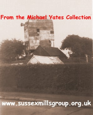 Telham Post Mill - From the Michael Yates Collection