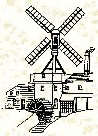Sussex Mills Group logo : Hooker's Mill